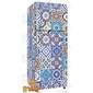 Adesivo Envelopamento de Geladeira AP090 Azulejo Portugues
