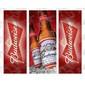 Adesivo Envelopamento de Geladeira BD006 Budweiser