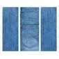 Adesivo Envelopamento de Geladeira JE118 Jeans