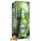 Adesivo Envelopamento de Geladeira HK024 Heineken