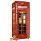 Adesivo Envelopamento de Geladeira CT071 CABINE TELEFONICA