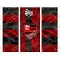 Adesivo Envelopamento de Geladeira FL021 Flamengo