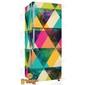 Adesivo Envelopamento de Geladeira TX134 Triângulos colors