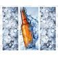 Adesivo Envelopamento de Geladeira BE076 Cerveja