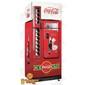 Adesivo Envelopamento de Geladeira CC120 Maquina CocaCola