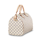 Bolsa Louis Vuitton Speedy Canvas Damier Azur 30