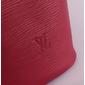 Bolsa Louis Vuitton Neverfull Epi Carmine