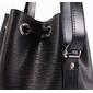 Bolsa Louis Vuitton Noé Epi Noir