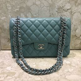 35241d5b3 Bolsa Chanel Classic Flap Jumbo