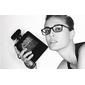 Bolsa Chanel Perfume Bottle Black