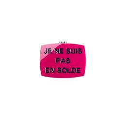 2bc788950 Clutch Chanel Je Ne Suis Pas En Solde