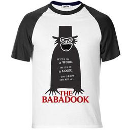 T-Shirt Raglan Babadook