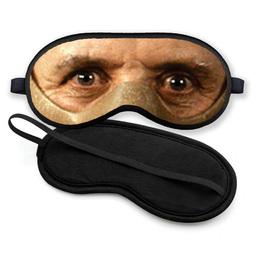 Máscara para dormir Hannibal Lecter
