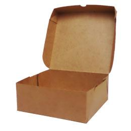caixa kraft