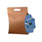 caixa almofada kraft (M)