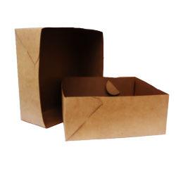 caixa kraft com tampa e fundo