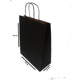 sacola de papel para vestiario