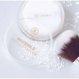Pó Dermacol Translúcido - Invisible Fixing Powder