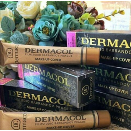 Base Dermacol Cover - 207