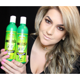 Crece Pelo Kit Shampoo + Condicionador