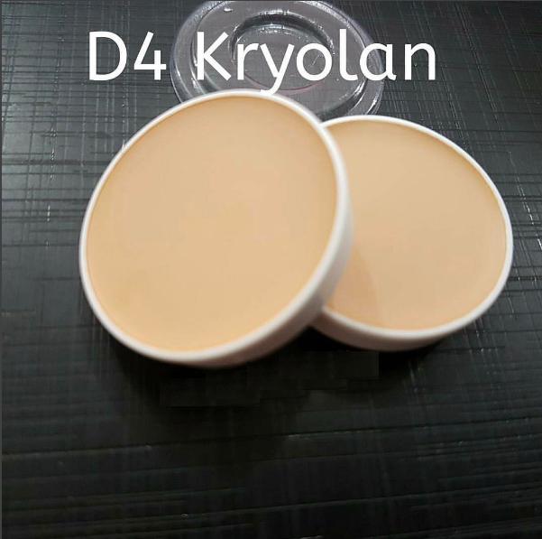 Corretivo Kryolan Dermacolor D4