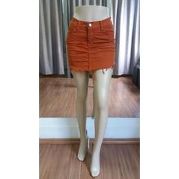Mini saia colorida - Cor 133