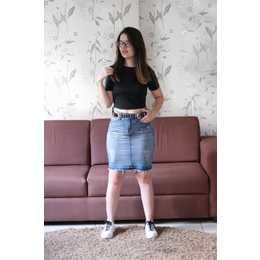 Saia Jeans - Ref FJ 1161