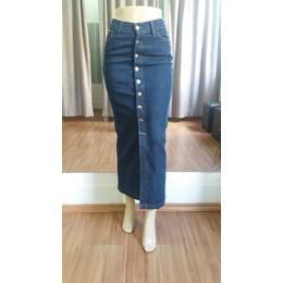 Saia Jeans Longa - Ref FJ1150