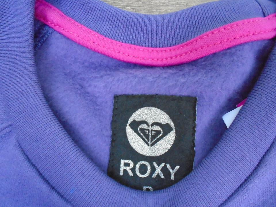 1776dbc3ee796 Moletom Feminino Roxy Quiksilver Sun Surfe Com Bolso Lilás - SurfStation