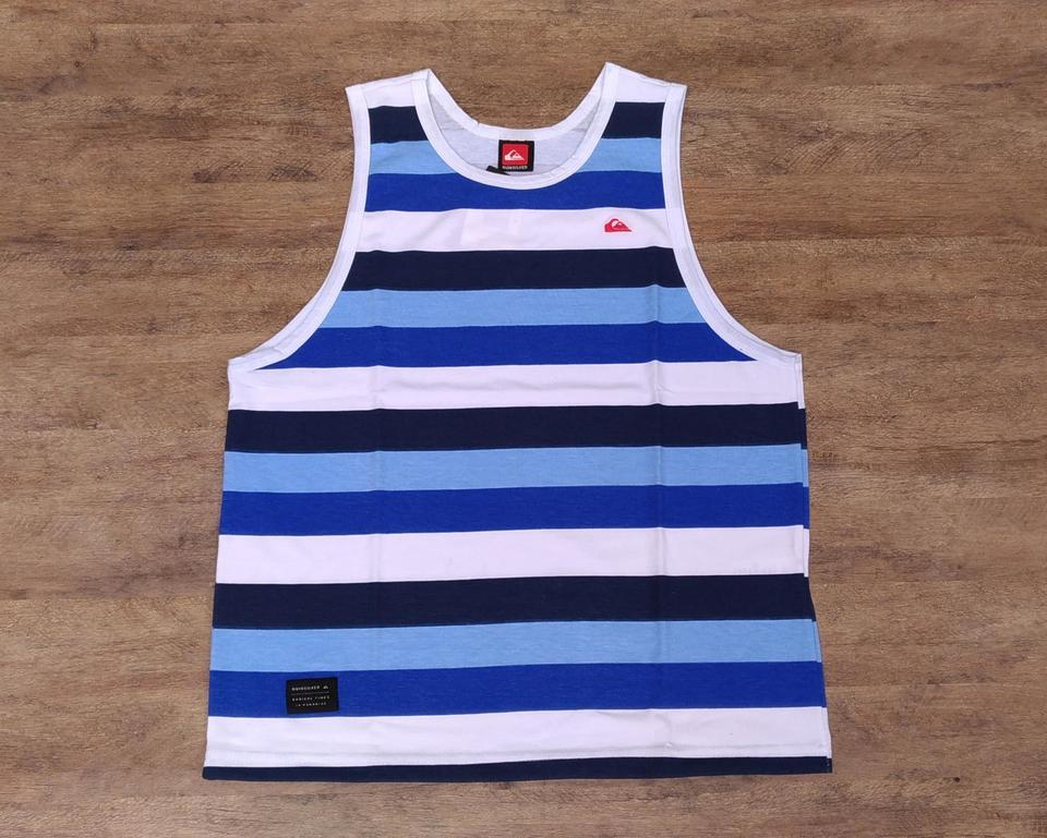 Camiseta Regata Quiksilver Storm Camiseta Regata Quiksilver Storm 075018a932