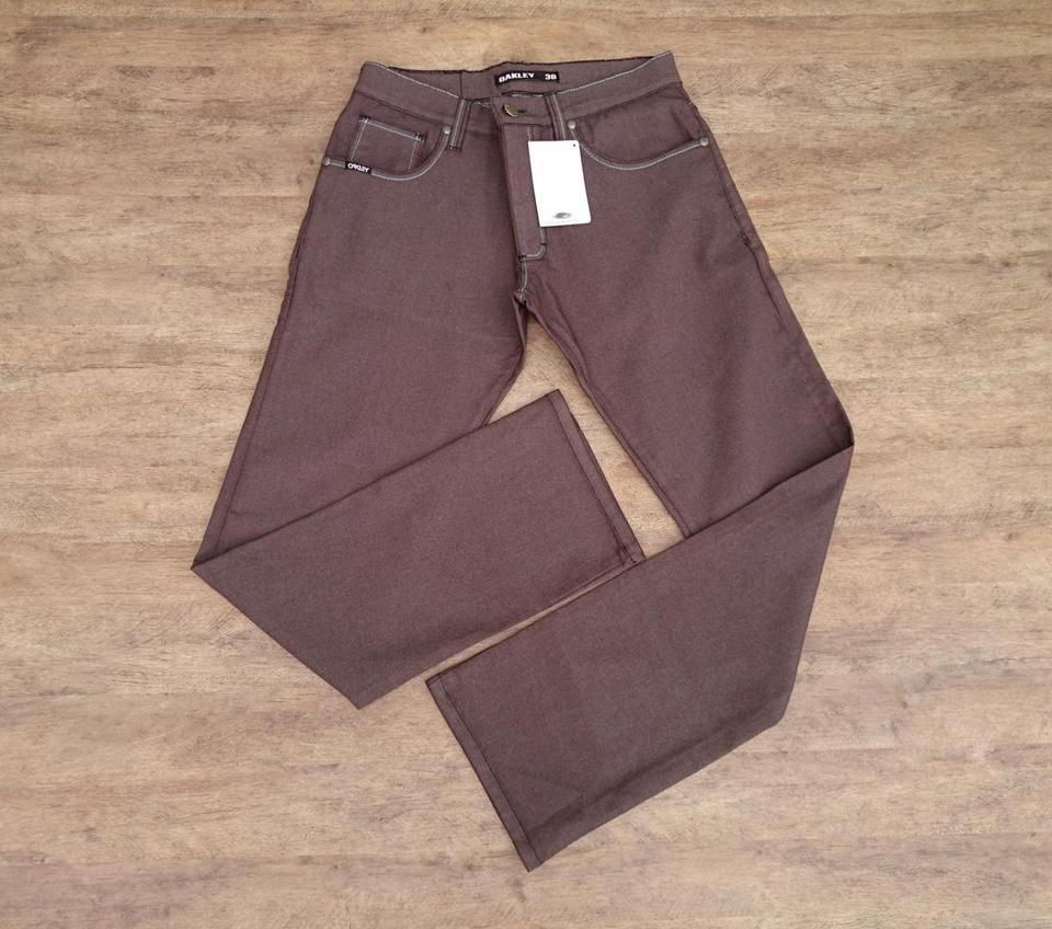 dceb493c89f30 Calça Jeans Oakley Industrial Denim Skinny Calça Jeans Oakley Industrial Denim  Skinny