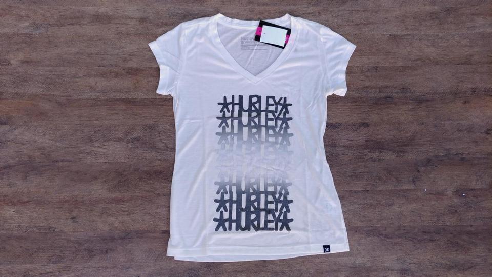 Camiseta Feminina Hurley Haze Girls Camiseta Feminina Hurley Haze Girls 6addbe593f9