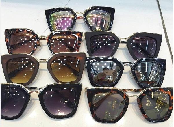 bd69975ac Óculos PRD Quadrado Gatinho - Primeira Linha Óculos PRD Quadrado Gatinho -  Primeira Linha
