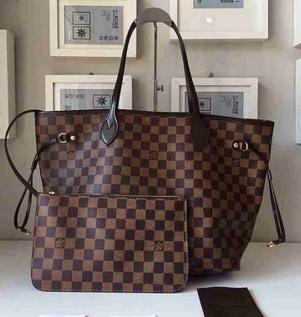 5abbed95f Bolsa Louis Vuitton Neverfull Mm ou Gm - Linha 7A Premium - Ayuh Store
