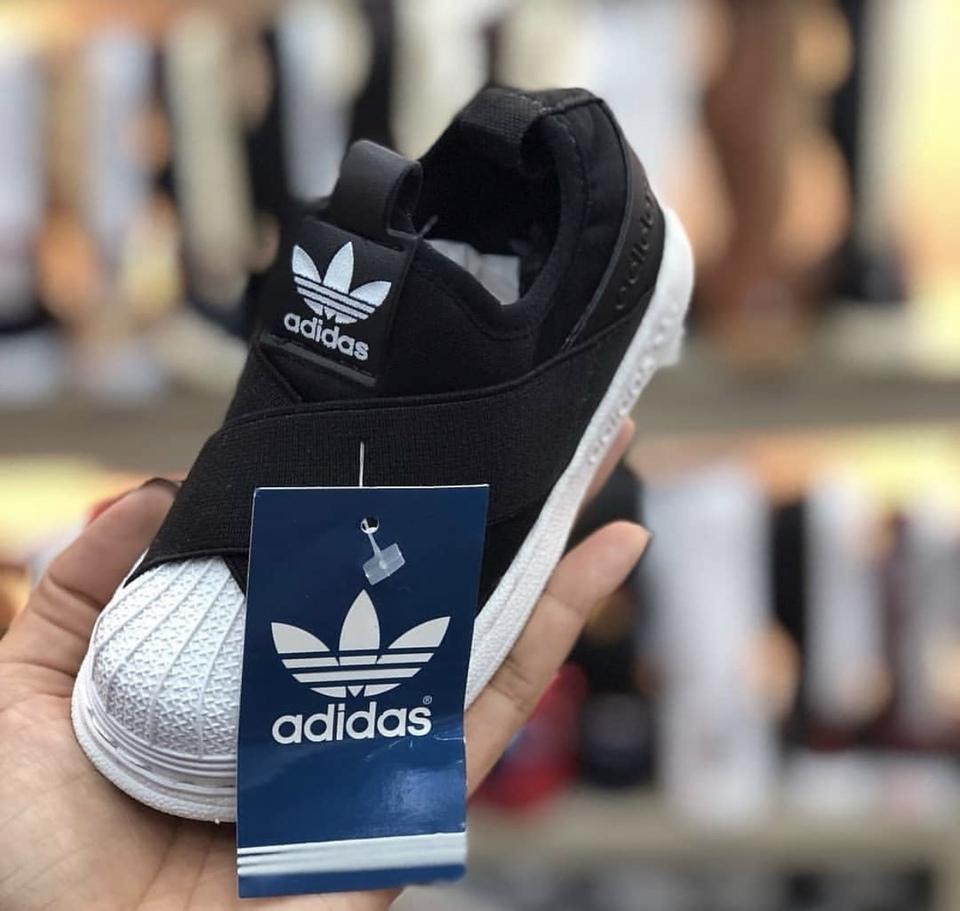 e814eeee53d Tênis adidas slip on infantil - Ayuh Store