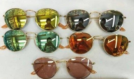 348db8389 Óculos Round Espelhado - Primeira Linha Óculos Round Espelhado - Primeira  Linha