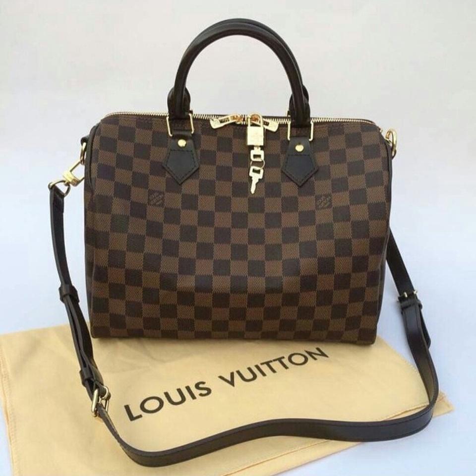 1bd2d8f49 Bolsa Louis Vuitton Speedy Bandouliere 30 ou 35 - Primeira Linha Bolsa  Louis Vuitton Speedy Bandouliere 30 ou 35 - Primeira Linha