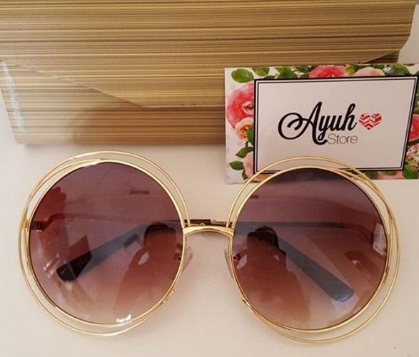a204ead079422 Óculos Chl Carlina - Primeira Linha - Ayuh Store