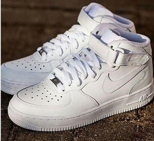 02e3be87b52 Tênis Botinha Nike Air Force - Ayuh Store
