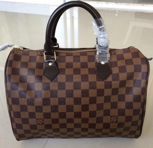cf4d13404 Bolsa Louis Vuitton Speedy 30 ou 35 - Linha 7A Premium Bolsa Louis Vuitton  Speedy 30 ou 35 - Linha 7A Premium