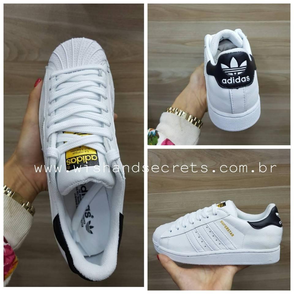 e0175ae465f Tênis Adidas Superstar - Linha 7A Premium - Ayuh Store