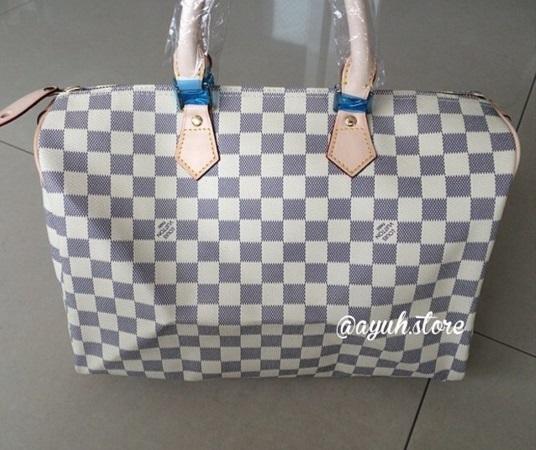 936d29f25 Bolsa Louis Vuitton Speedy 30 ou 35 - Linha 7A Premium - Ayuh Store
