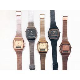 f5fb57b314e Relógio casio quadrado modern