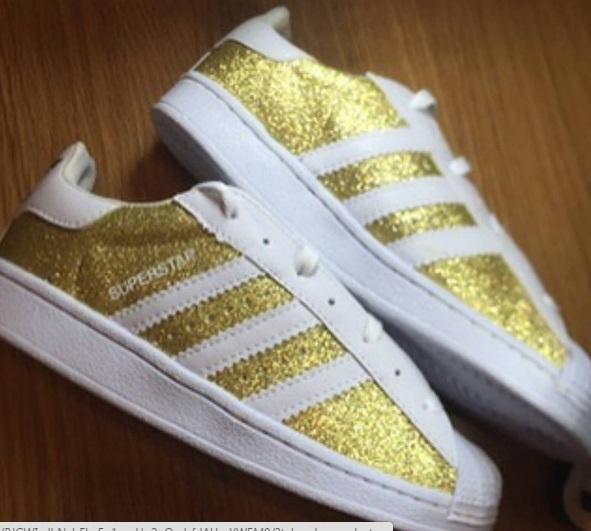 8cd590bf41e Tênis Adidas Superstar Glitter - Primeira Linha - Ayuh Store