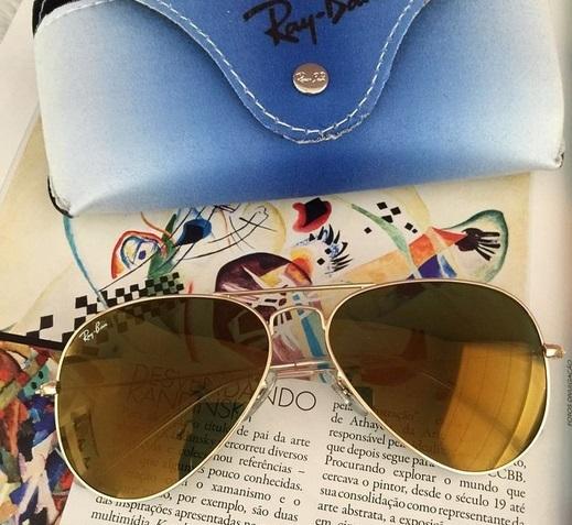 6a3dceb96 Óculos Aviador Espelhado - Réplica Premium - Ayuh Store