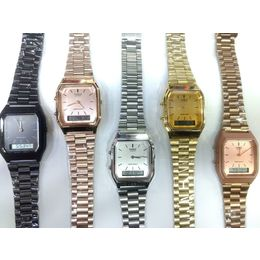 59505eee3b1 Relógio Casio quadrado