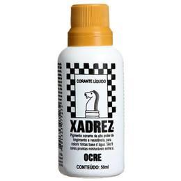 Corante Xadrez 50ml - ocre