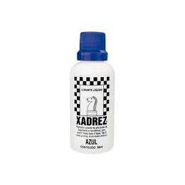 Corante Xadrez 50ml - Azul