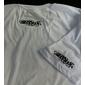 Camiseta Ignoto x Blackbook branca