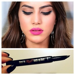 Benefit Push-Up Liner They're Real